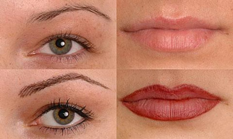 Permanent makeup near me